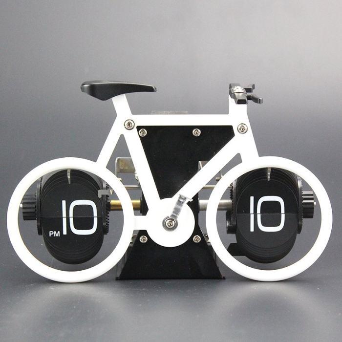Bicycle Auto Flip Clock