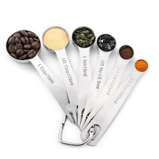 6 Pcs Measuring Spoon Set