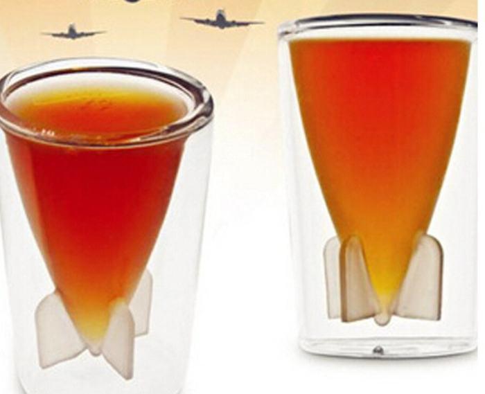 Bombs Away Shot Glasses (2pcs per set)