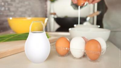 Pluck Egg White Separator