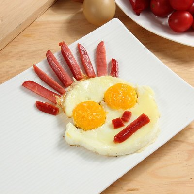 Greggs-Egg-Shaper-Silicone-Breakfast-Egg-Shapers-Molde-de-huevo-frito-Moule-à-oeufs-frits-튀긴계란곰팡이-煎蛋模具-揚げ卵型