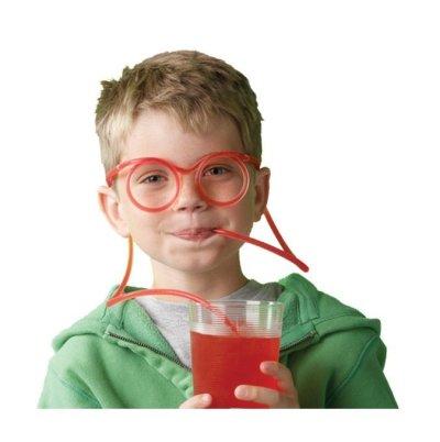 Drinking Straw Glasses