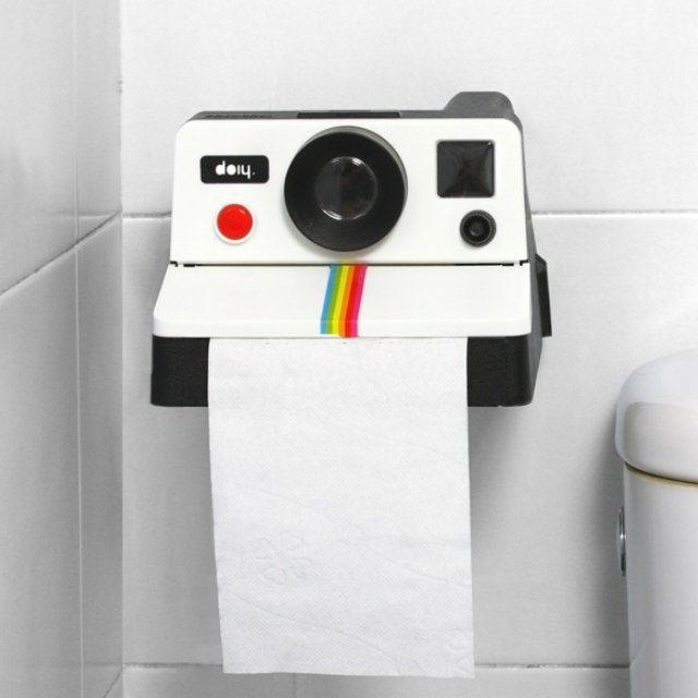 Polaroll Retro Camera Tissue