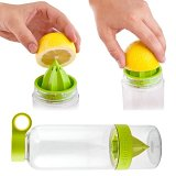 Lemon Fruit Juicer Bottle