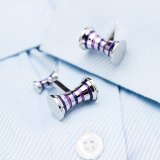 Luxury Djembe Cufflinks