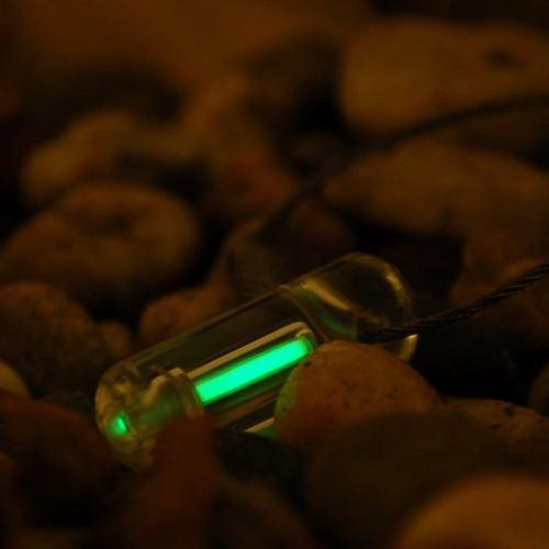 Tritium Illuminated Keychain