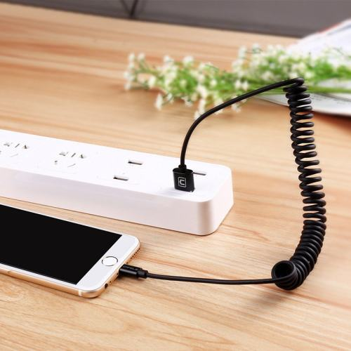 Spring Charger Cable