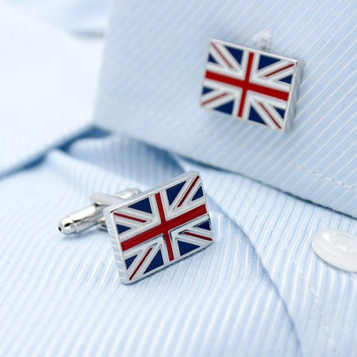 The Union Jack Cufflinks