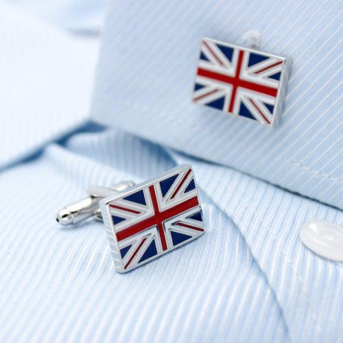 The Union Jack Cufflinks