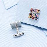 Enamel Art Cufflinks
