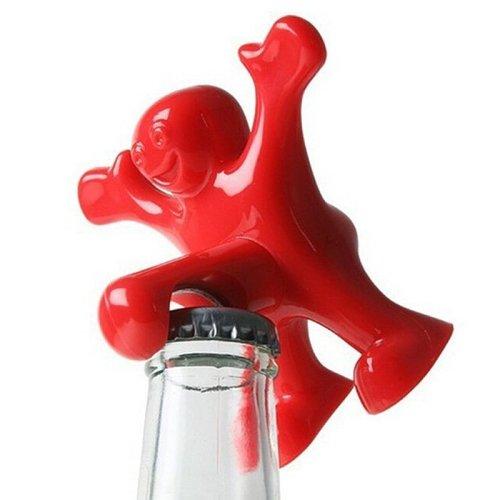 Big Dick Man Bottle Opener Corkscrew Penis Wine Stopper Set