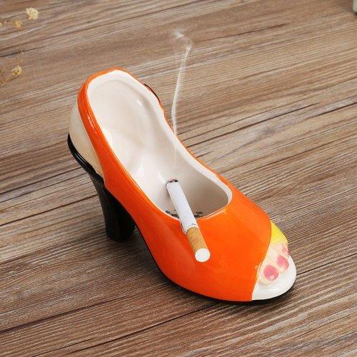 High-heel Shoe Ashtray