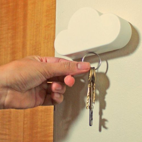 Cloud Keyholder Free Shipping