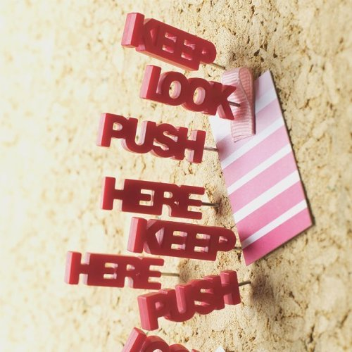 Clearance Sale Tell Tale Push Pins
