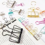 Hollow Out Binder Clips