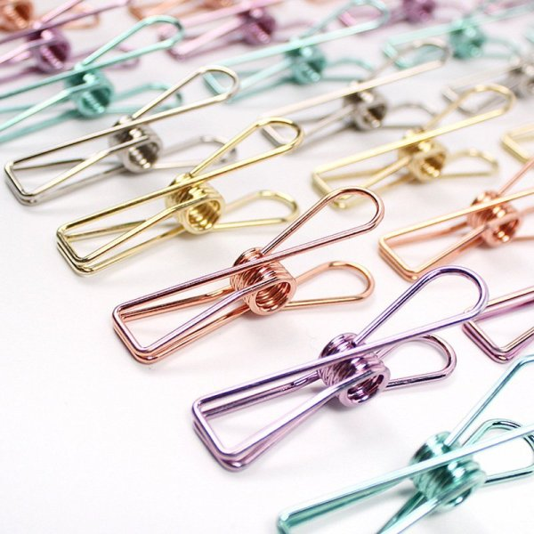 Hollow Out Clothes Clips