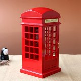 Telephone Booth Music Box