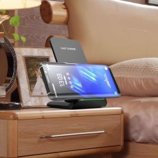 LED Indicator Wireless Quick Charger