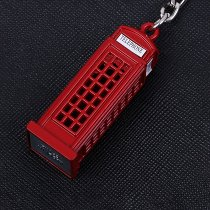 Telephone Booth Keychain