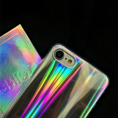 Luxury Laser iPhone Case Free Shipping