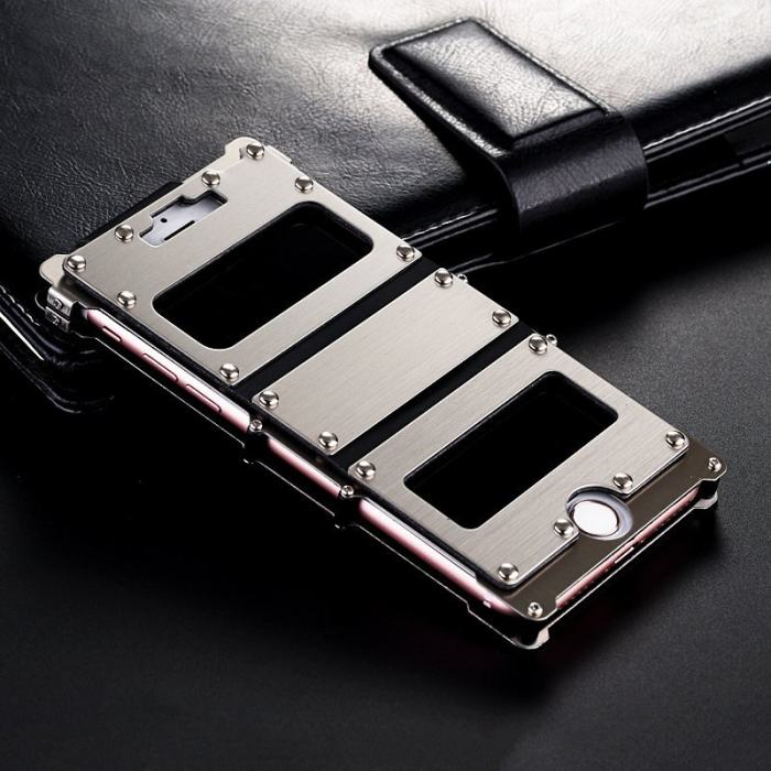 Clearance Steel Armour iPhone Case II
