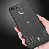 Climb To The Moon iPhone Case