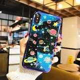 The Outer Space iPhone Case