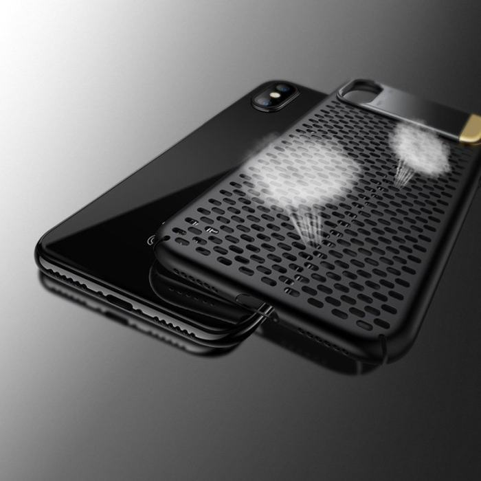 Clearance sale Foldable Stand iPhone X/XS Cooling Case