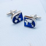 The World Map Cufflinks