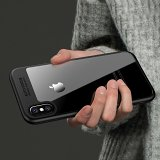 Ultra Thin Back Window iPhone Case