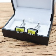 Roll Film Cufflinks