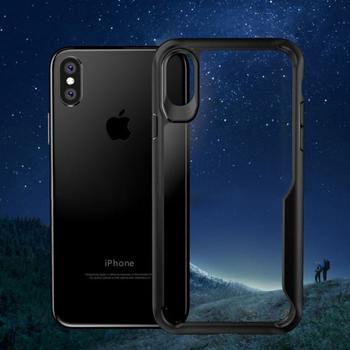 Clearance sale Ultra Strong Back Window iPhone X Case