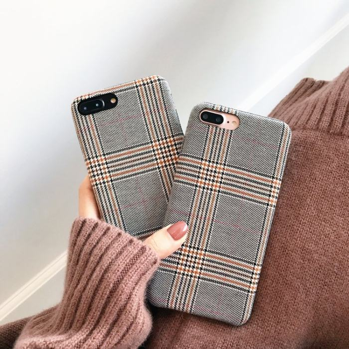 Scottish Tartan iPhone Case