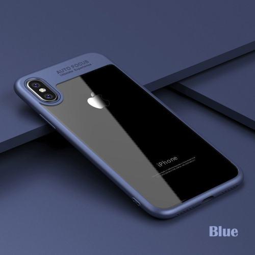 Ultra Thin Back Window iPhone Case