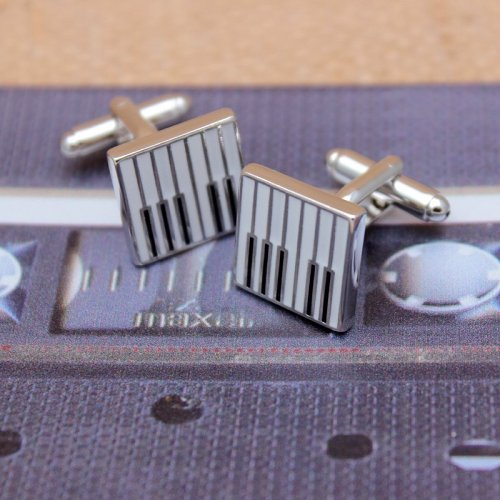 Piano Keys Cufflinks