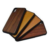 Wood iPhone X Case
