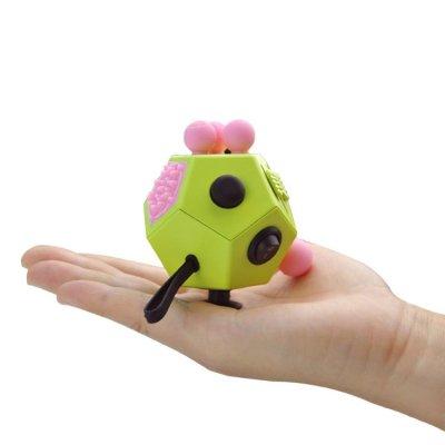 12 Sides Fidget Cube ADHD Brain Training Toys