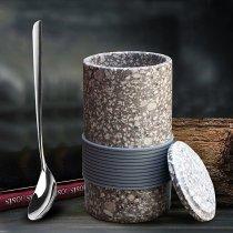 Handcrafted Genuine Marble Mug