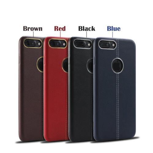 Luxury Leather iPhone 7Plus Case