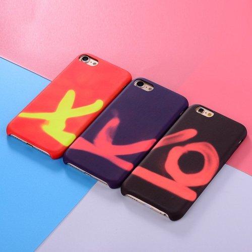 Heat Sensitive Leather iPhone Case