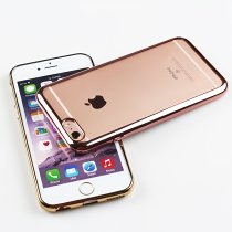 Ultra Thin Plated Edge iPhone 7 Case iphone 11 case iphone 11 pro case