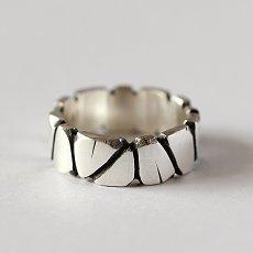 Rock 999 Silver Ring