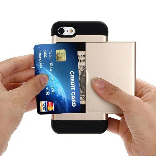 Card Slot iPhone Case II