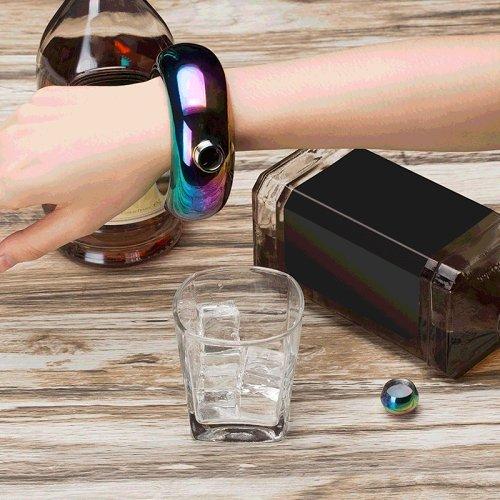Wearable Bangle Flask