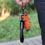 Handcrafted Genuine Leather Keychain