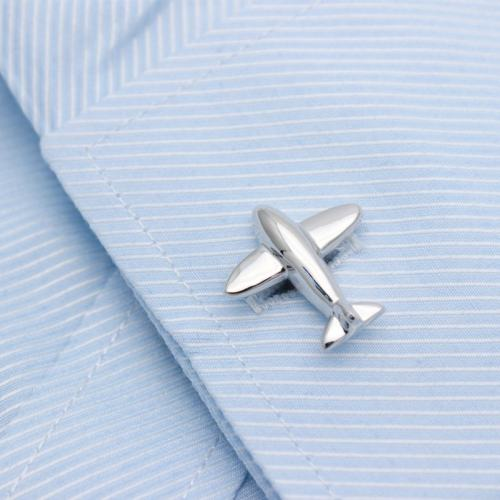 Airplane Model Cufflinks