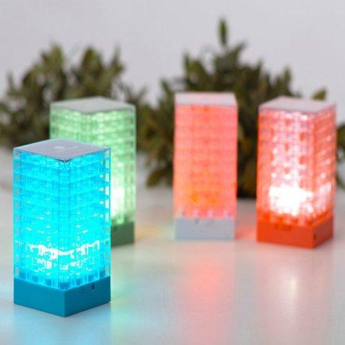 Clearance Sales Photo Frame DIY Blocks Lamp Desktop LED Light
