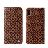 Coins Pattern iPhone X Wallet Case
