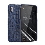 3D Crocodile Skin iPhone Case
