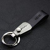 Leather Loop Keychain